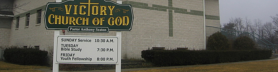 Victory Church of God - Directions